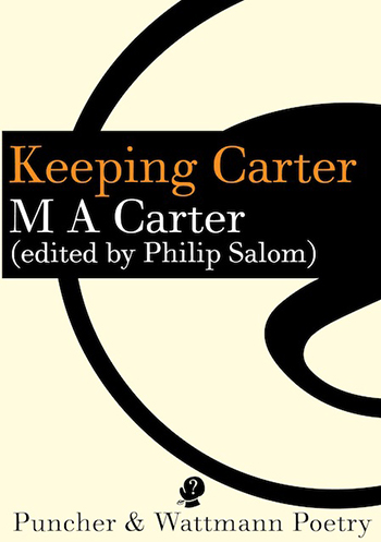 Keeping Carter cover