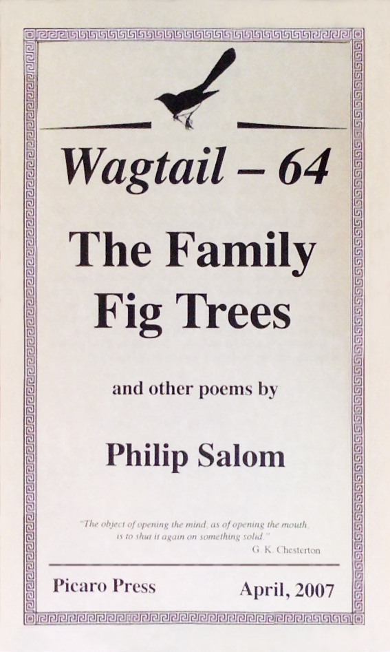 The Family Fig Trees cover