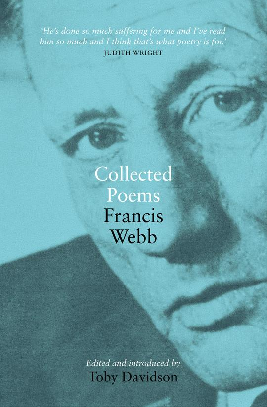 Francis Webb book cover